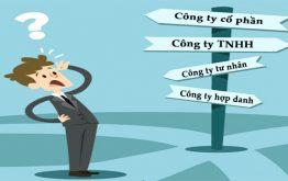 Luật sư tư vấn phân biệt loại hình doanh nghiệp