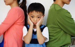 xác định quyền nuôi con khi ly hôn