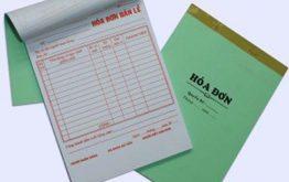 Thời hạn xuất trình hóa đơn
