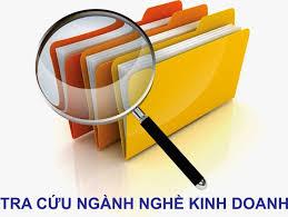Tư vấn tra cứu mã ngành nghề kinh doanh