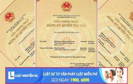 Tư vấn đăng ký bản quyền tác giả qua tổng đài 1900.6590